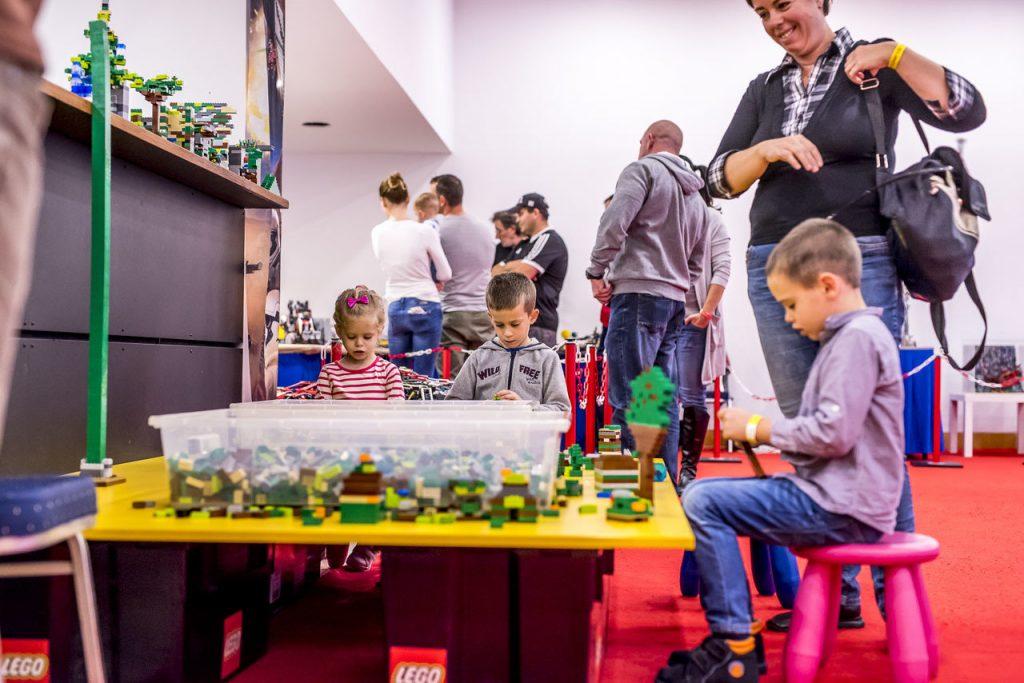 Minecratf - építés lego játszóház