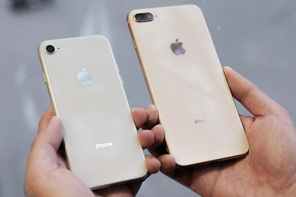 Iphone 8 pojemność baterii