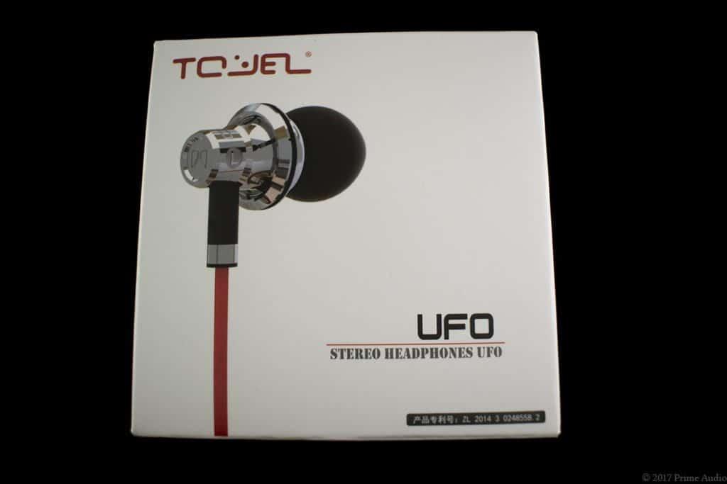 Earphone Toyeteam UFO