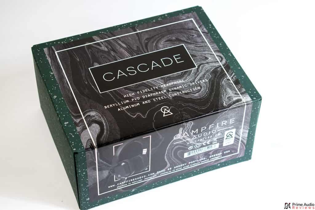 Campfire Audio Cascade box