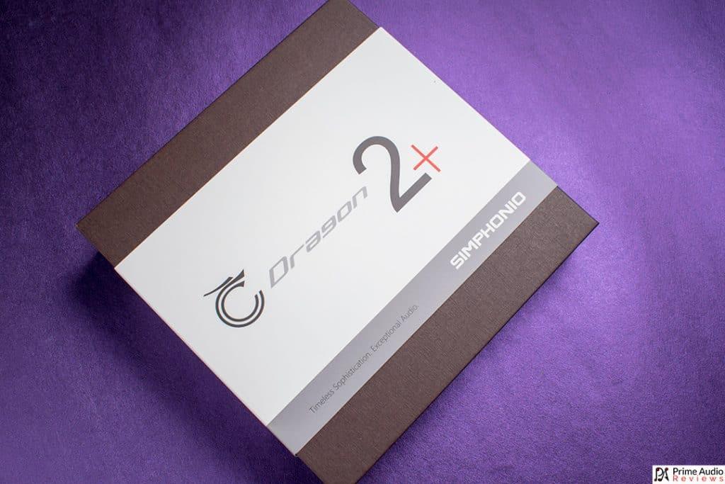 Simphonio Dragon 2+ box