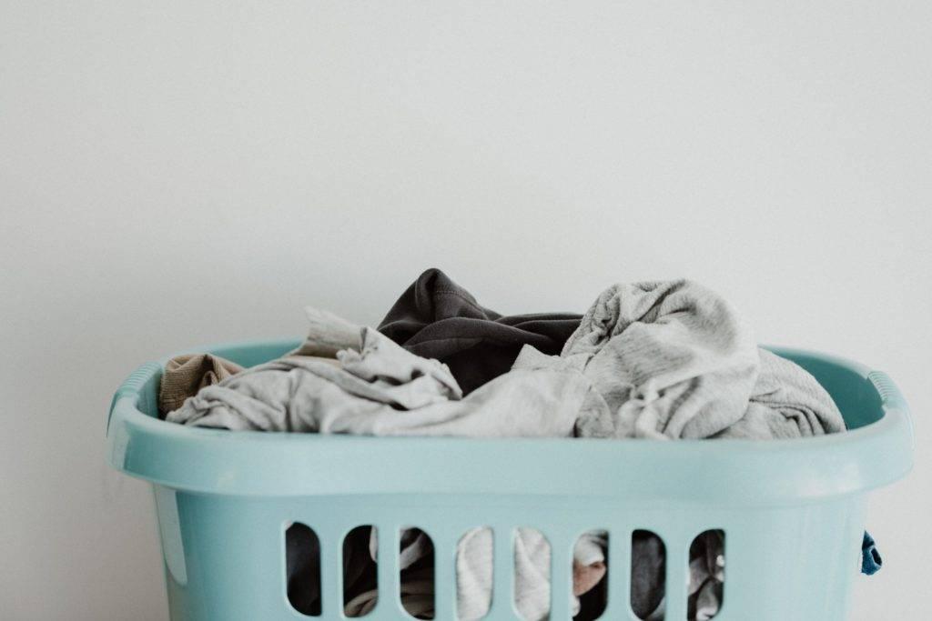Wäschekorb-Textilreinigung
