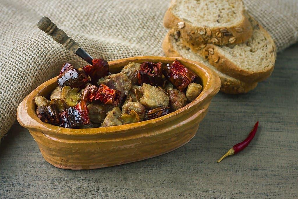 selsko meso macedonian food