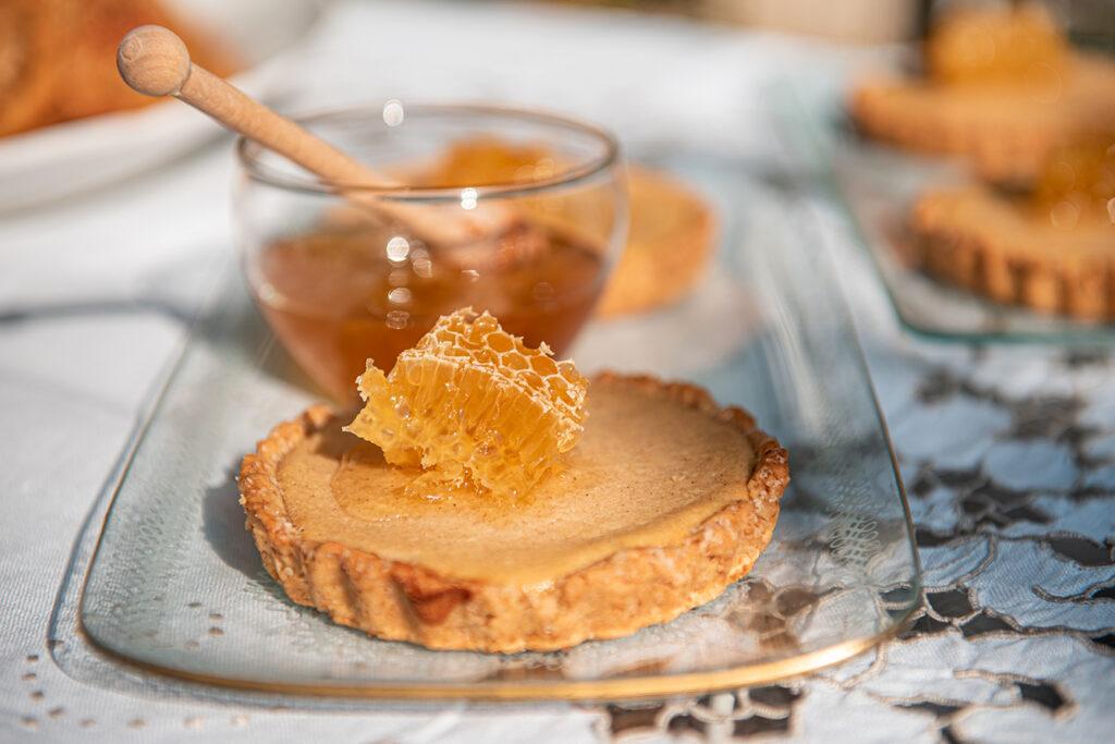 Υγιεινές Μελόπιτες - Greek Healthy Honey Pies - Melopites