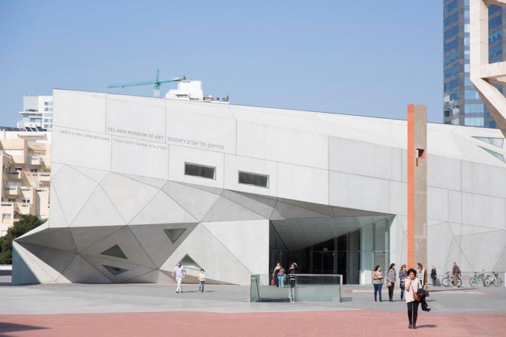 Tel Aviv Museum Chief Curator Resigns—and More Art News – ARTnews.com