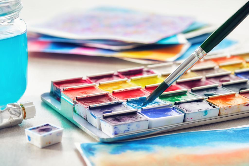 Best Professional Pan Watercolor Paints – ARTnews.com