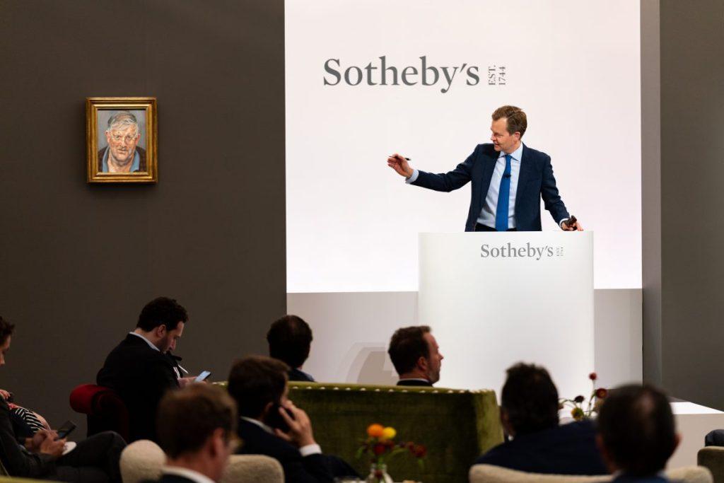 $20.7 M. Freud Portrait, Speyer Works Anchor Sotheby's London Sales – ARTnews.com
