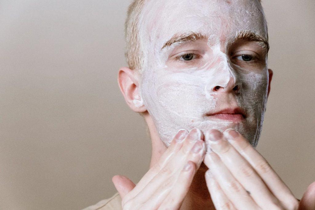 reinigen, milde reiniging, reinigen acne huid