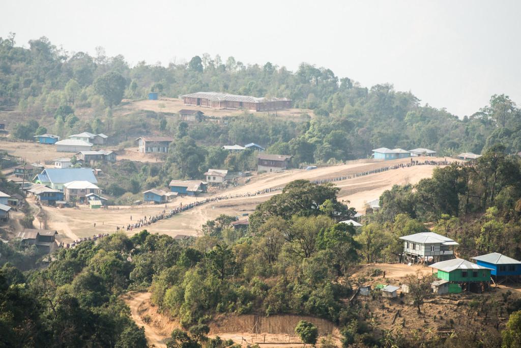 HOGC Myanmar Missions Village