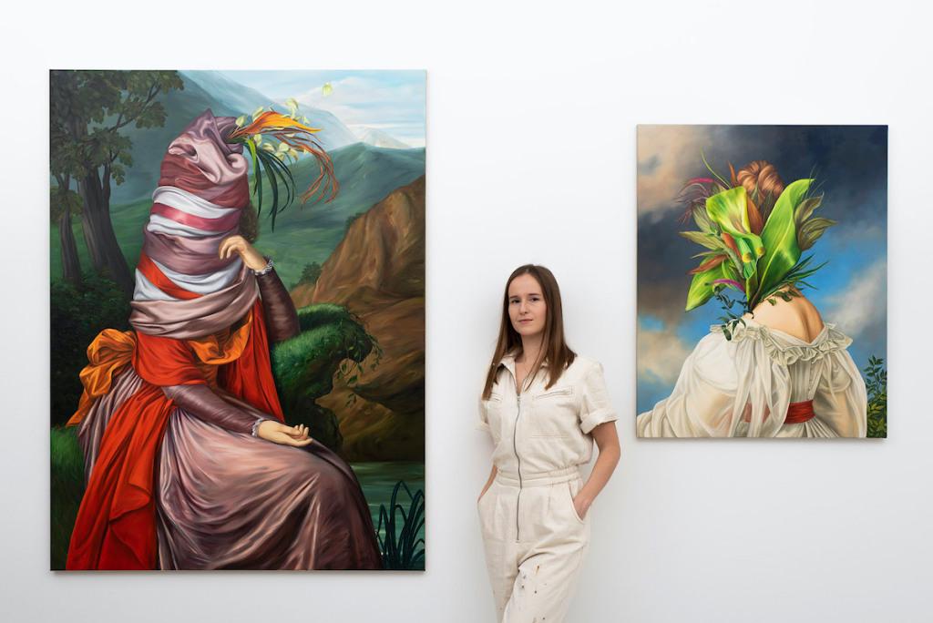Ewa Juszkiewicz Shatters Conservative Ideas About Beauty – ARTnews.com