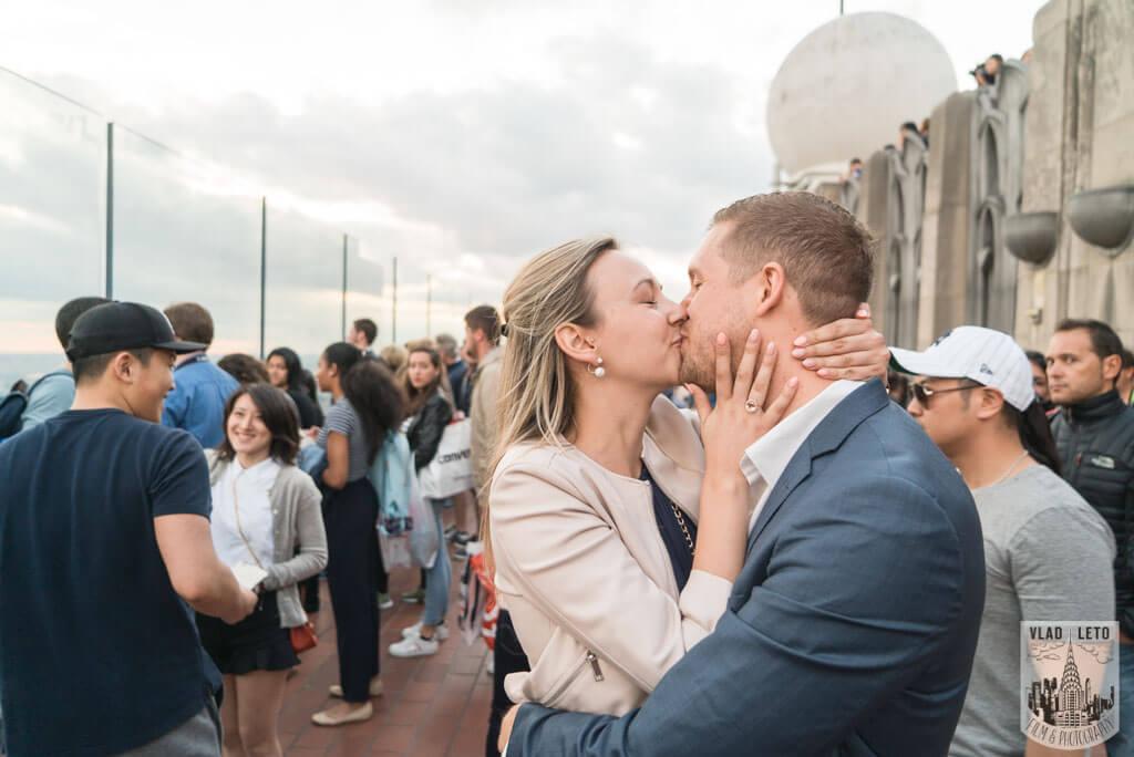 Photo 9 Top Of The Rock Surprise Proposal. | VladLeto