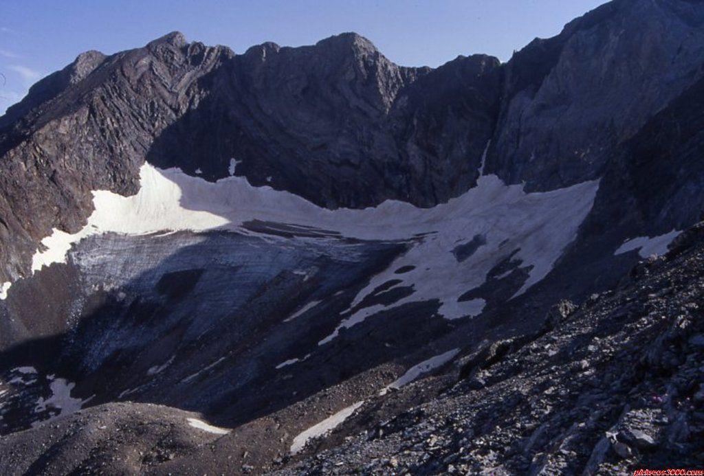 Glaciar de La Llardana