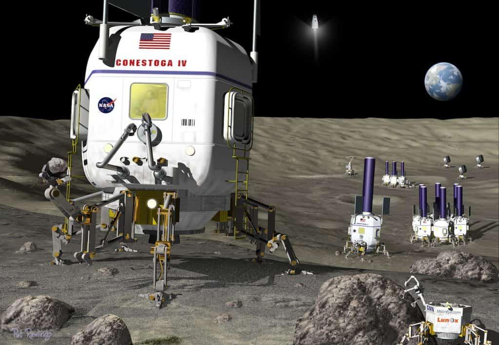 Minería de asteroides - 1