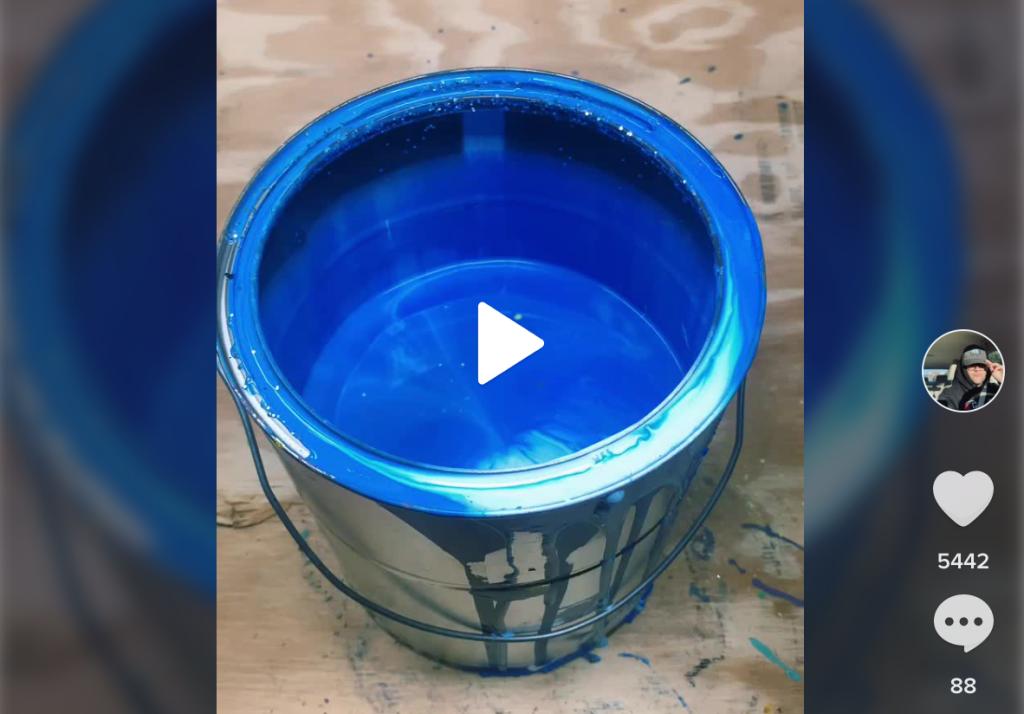 The Best ASMR Paint Mixing Accounts to Follow on TikTok – ARTnews.com