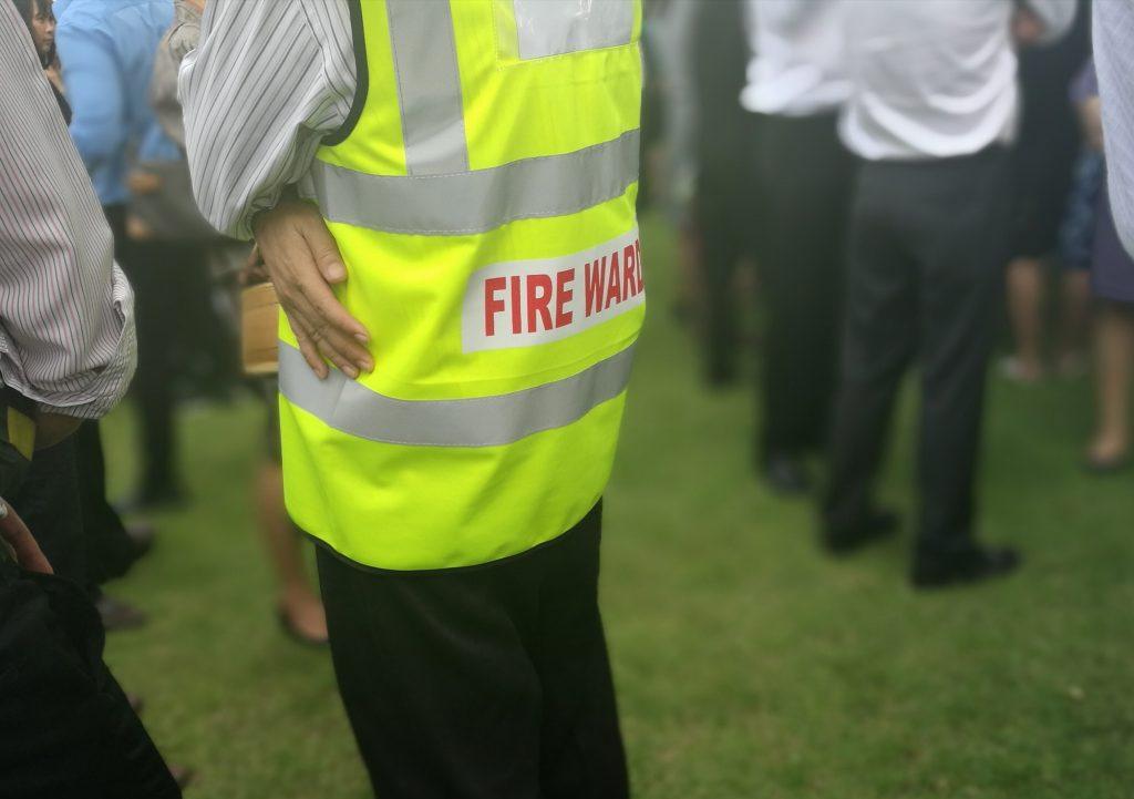 Fire Warden Online