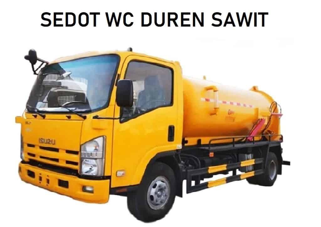 Sedot Wc Duren Sawit
