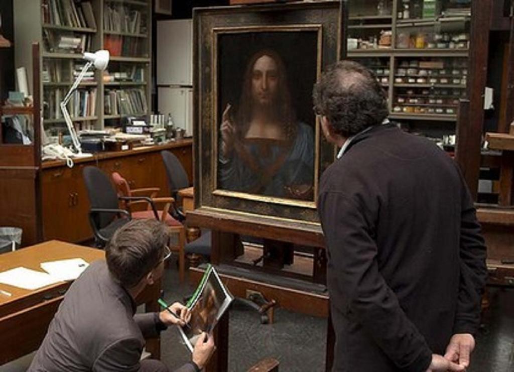 'The Lost Leonardo' Offers Insights Into Salvator Mundi Saga – ARTnews.com