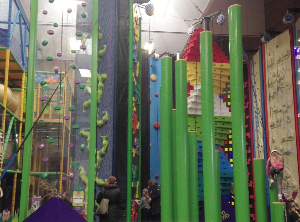 Clip n Climb Cramlington Walls
