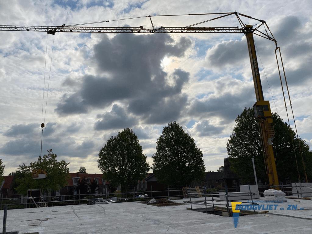 Hoogvliet Zwijndrecht Kindcentrum IKC De Twijn kalkzandsteen