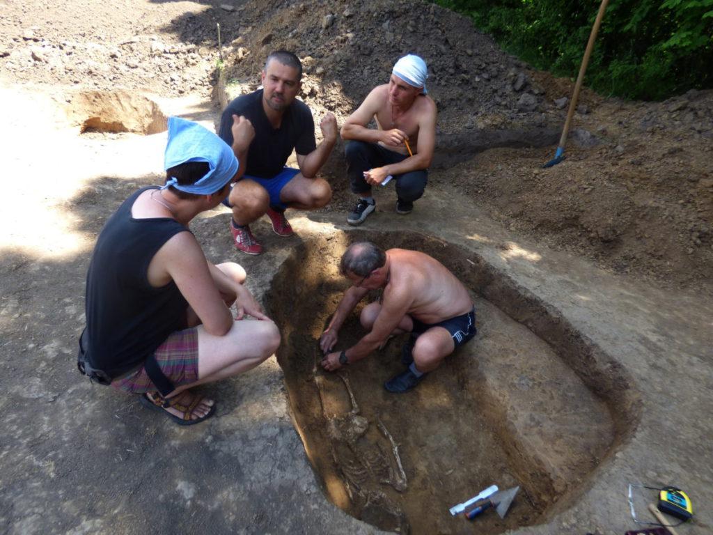 Міжнародна літня польова археологічна школа