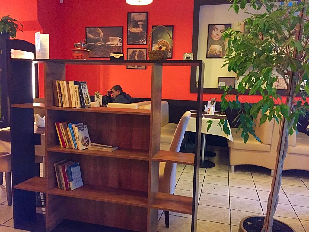Black Coffee in Lviv. Where to work online in Lviv?