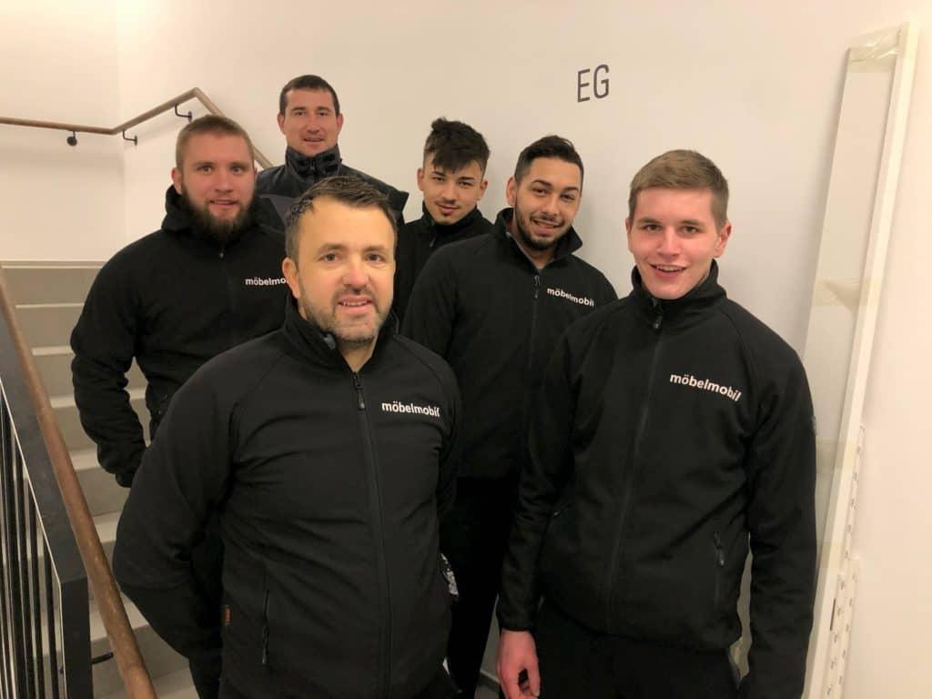 Möbelmobil Umzug Wien Team