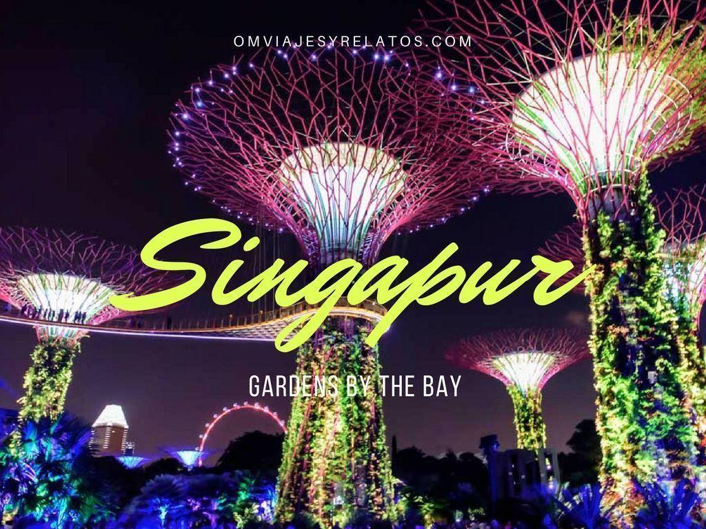 jardines de Singapur