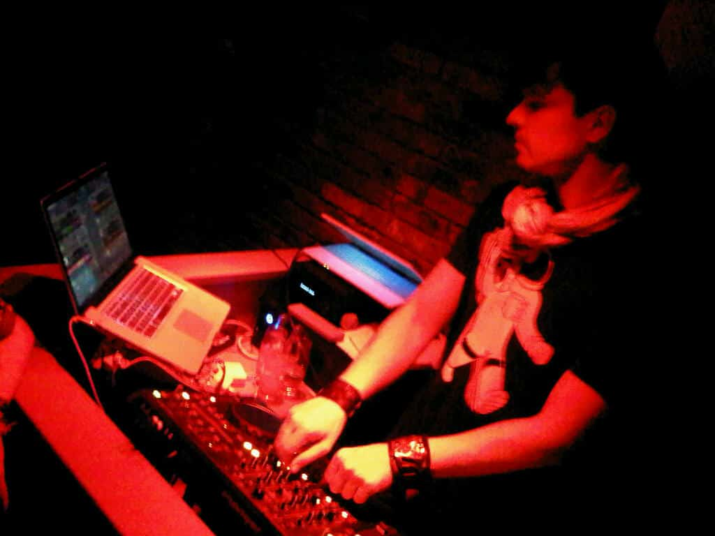 Karl S. Berg - Flute - Storm DJs - London DJ hire agency