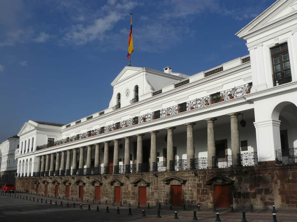 Plaza Grande de Quito