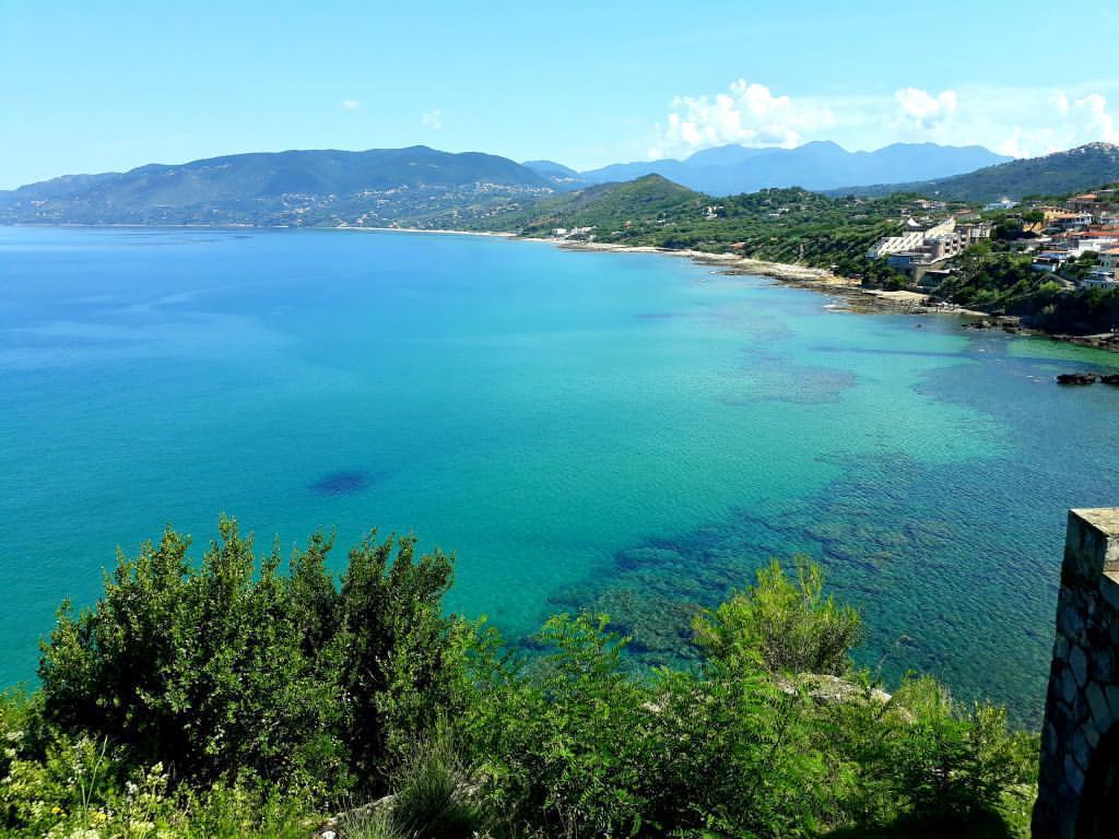 spiaggia del porto di palinuro il cilentano cilento (3)