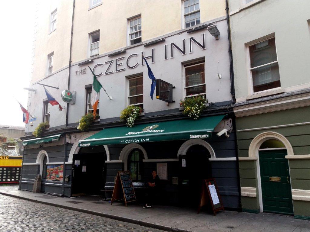 Czech inn!