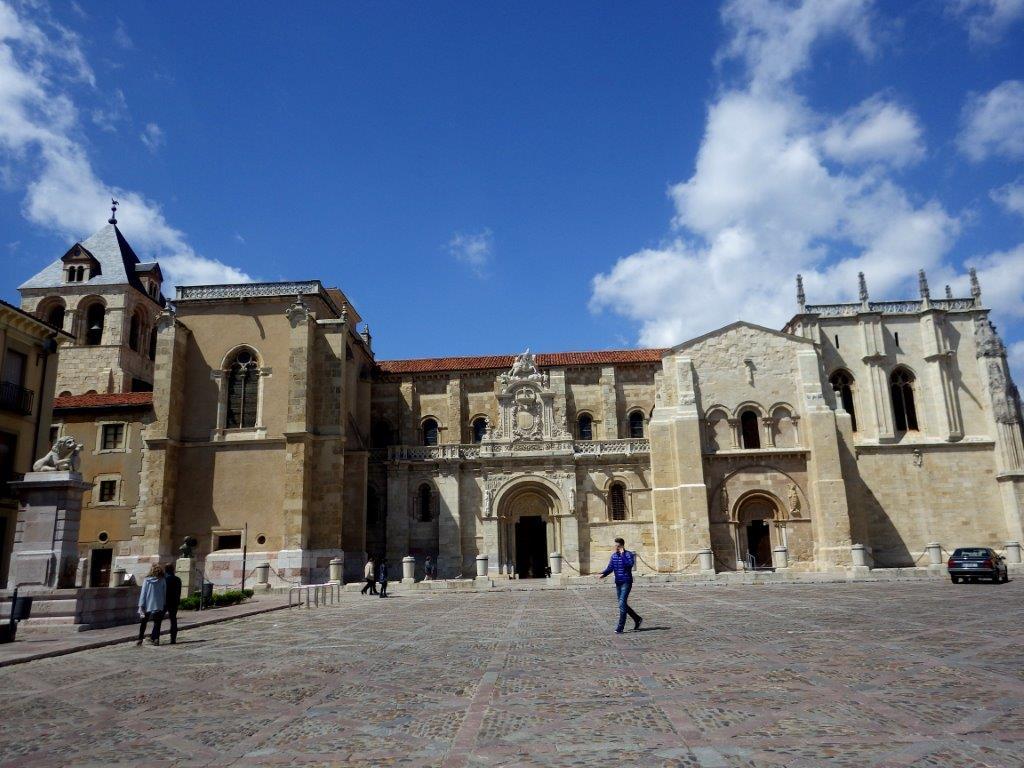 Basílica de San Isidoro,