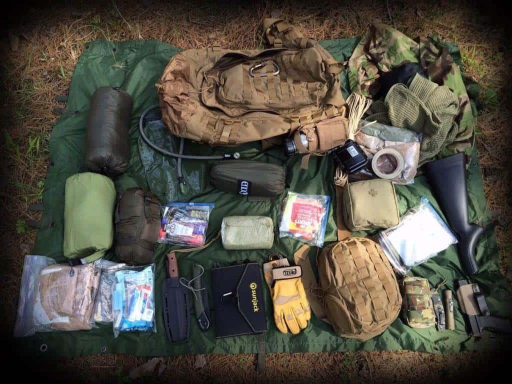 survival kit list
