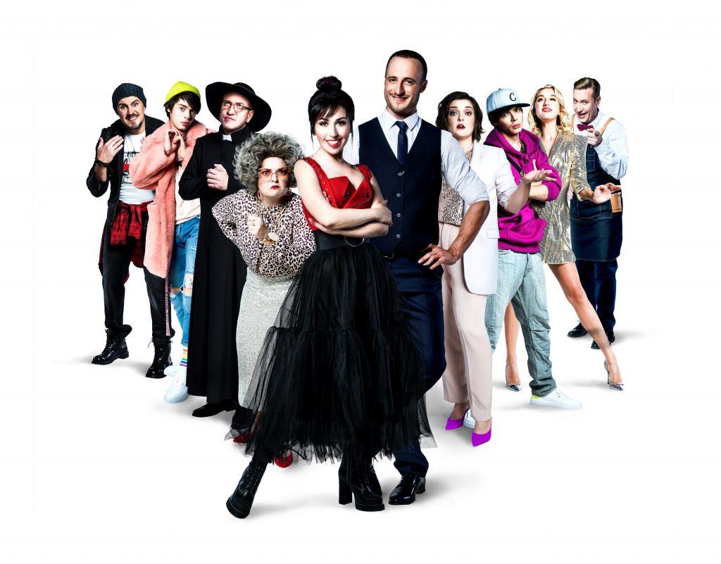 Мюзикл Первое Свидание Cоздатели российской постановки бродвейского мюзикла «Первое свидание» объявили актерский состав First Date 1024x801
