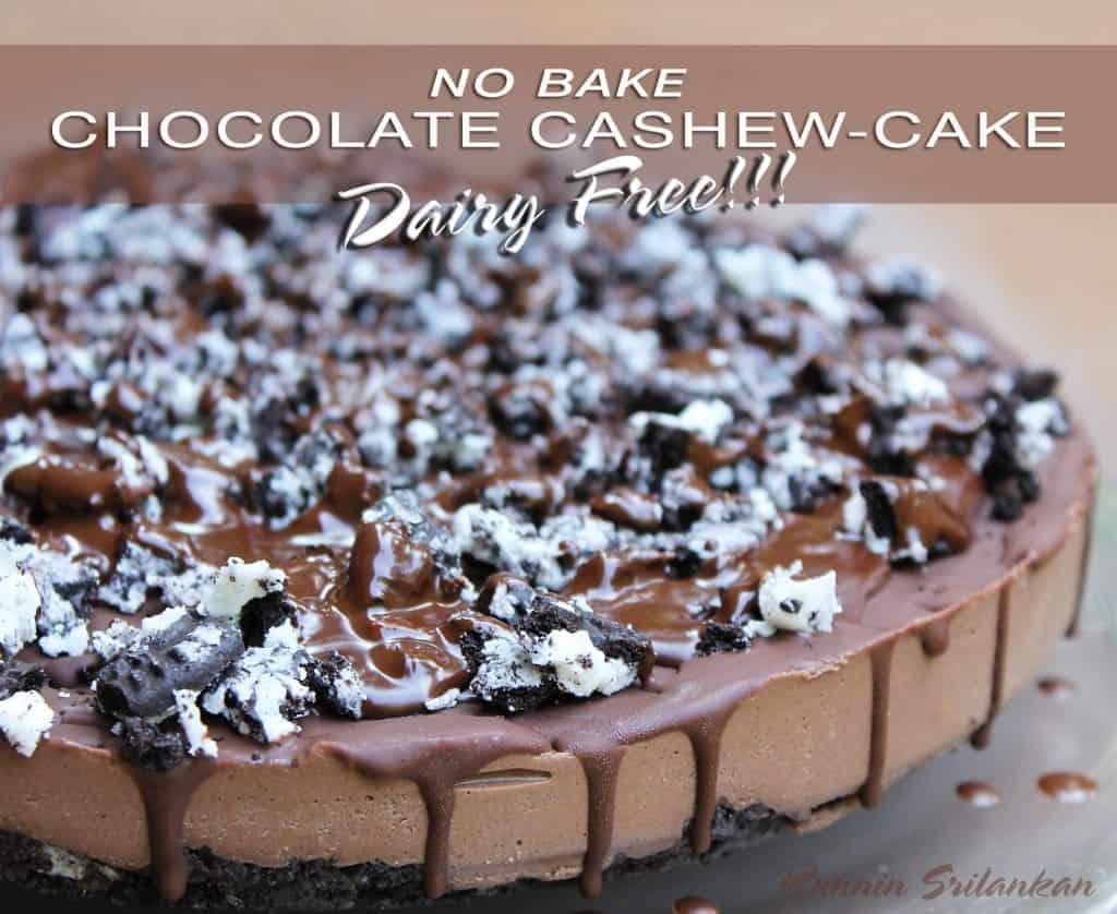 no bake cake yum