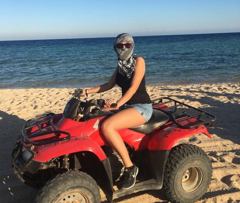 Quadsafari, Reisebericht, Ägypten, Lena Stubenvoll