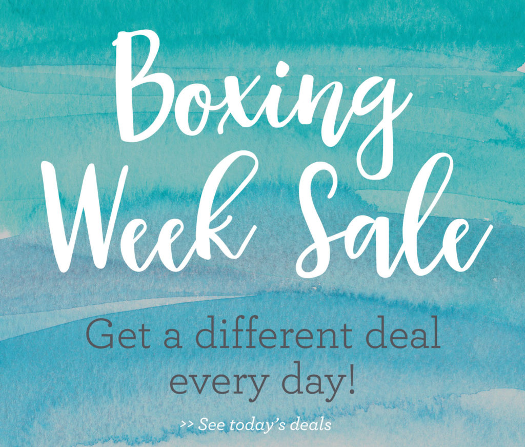 1612 - boxing week sale