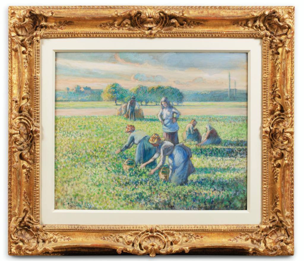 Pissarro Restituted from Paris Museum Show For Sale at Sotheby's Paris – ARTnews.com