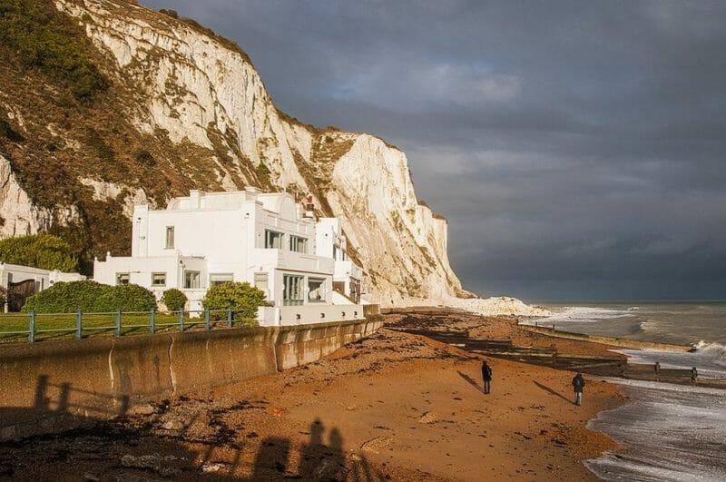 White Cliffs Dover photo