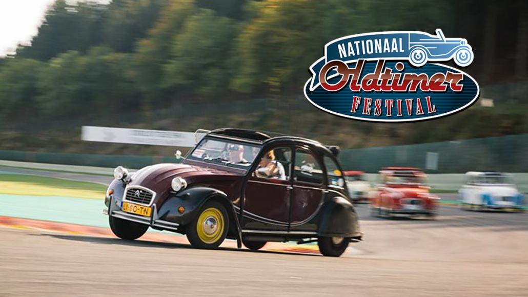 Nationaal Oldtimer Festival 2020