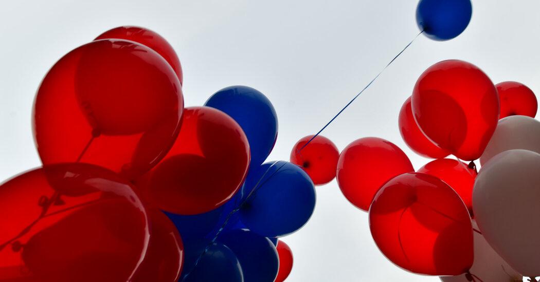 Election Showed a Wider Red-Blue Economic Divide