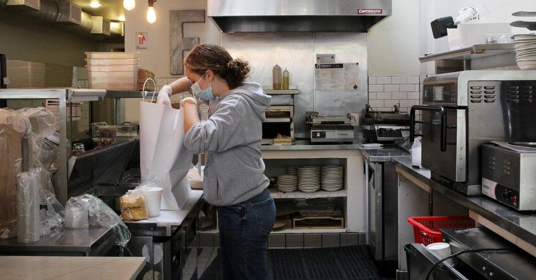 Congress Extends Small-Business Loan Program for 5 Weeks