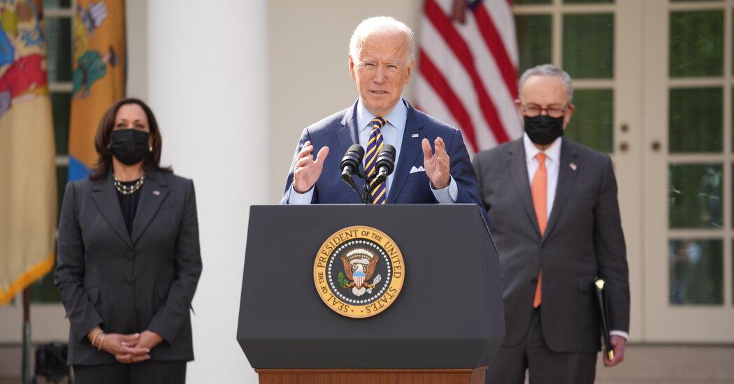Republican Attorneys General Press Biden Over Restrictions on State Aid in Stimulus Plan