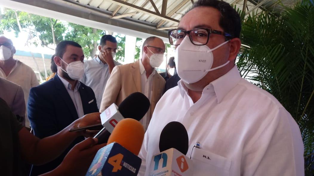 Mario Lama, director SNS.