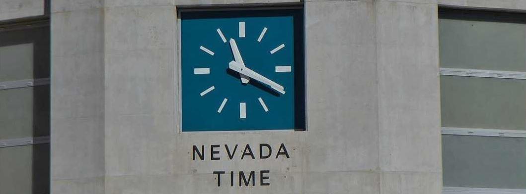 Uhrzeit Las Vegas