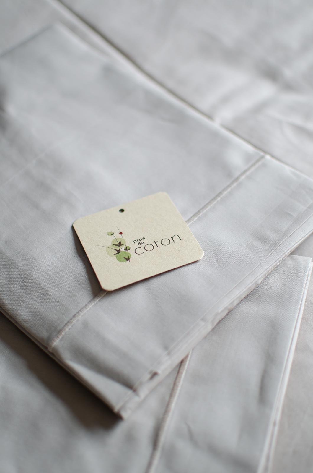 Plus de Coton - Coton Bio
