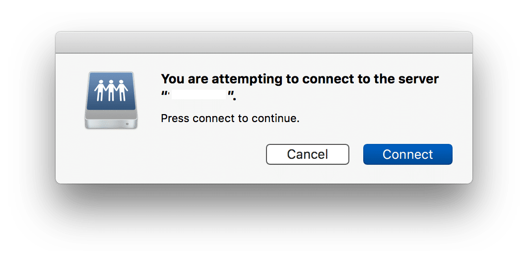 Disable the new 'click Connect before reconnecting to a server' popup - picture 1