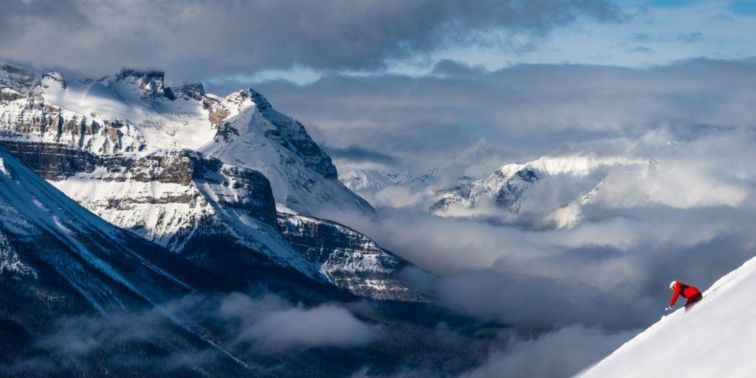skiing-banff-lake-louise
