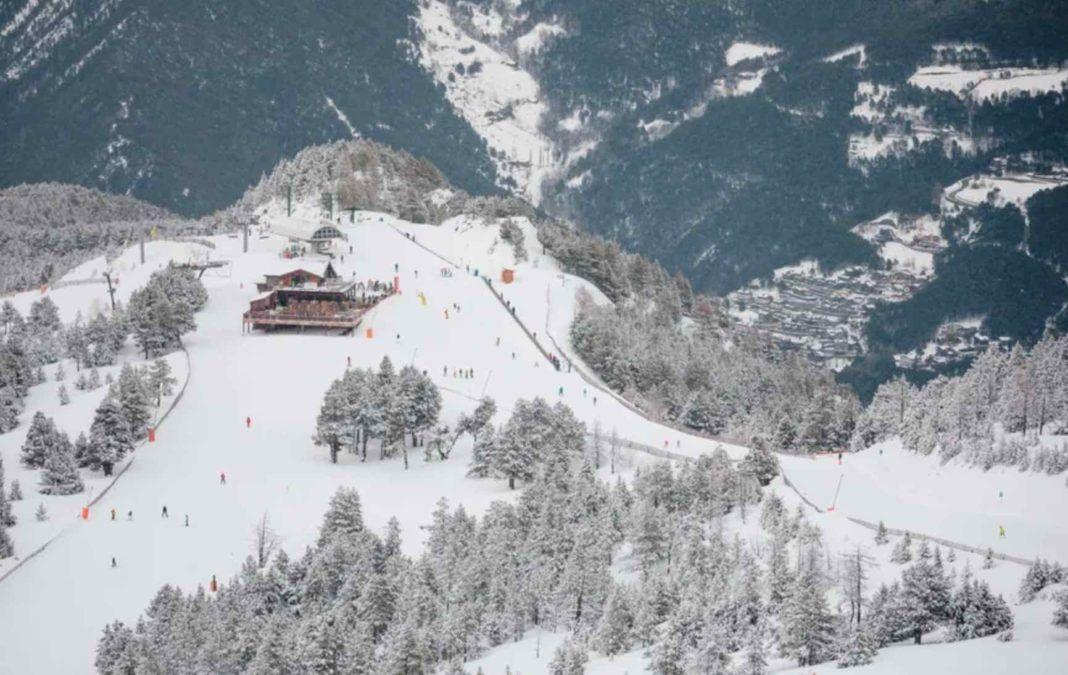 mejor estación ski andorra