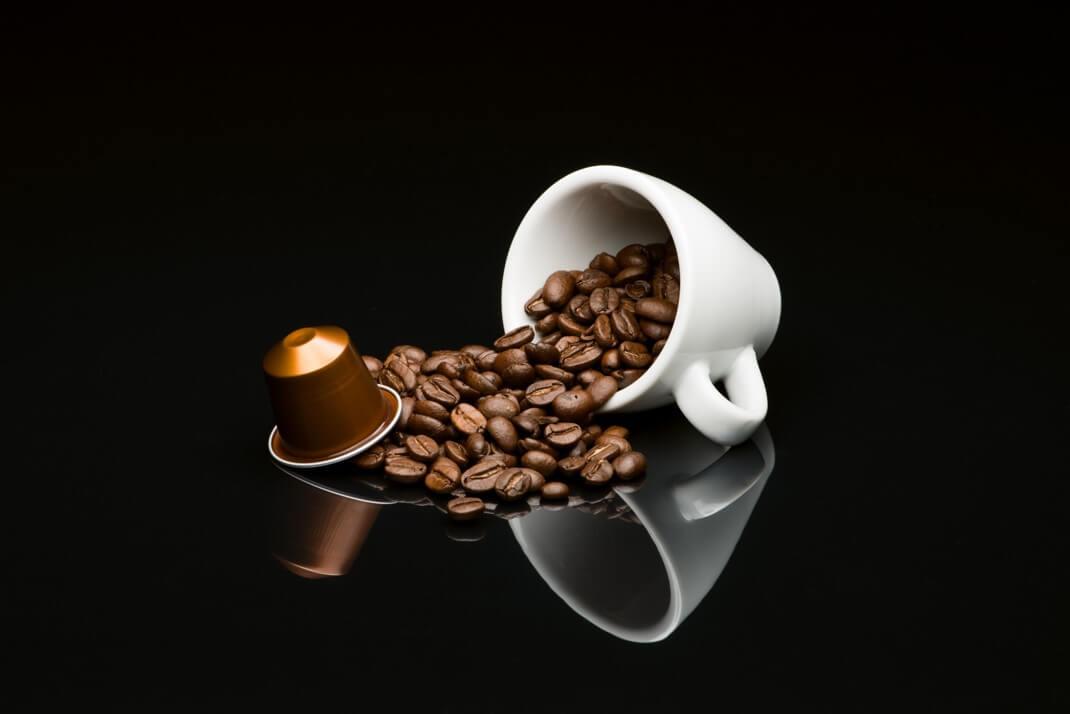 Kaffekapsler er ikke miljøvennlig